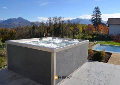 Spa inox Haute-Savoie 74